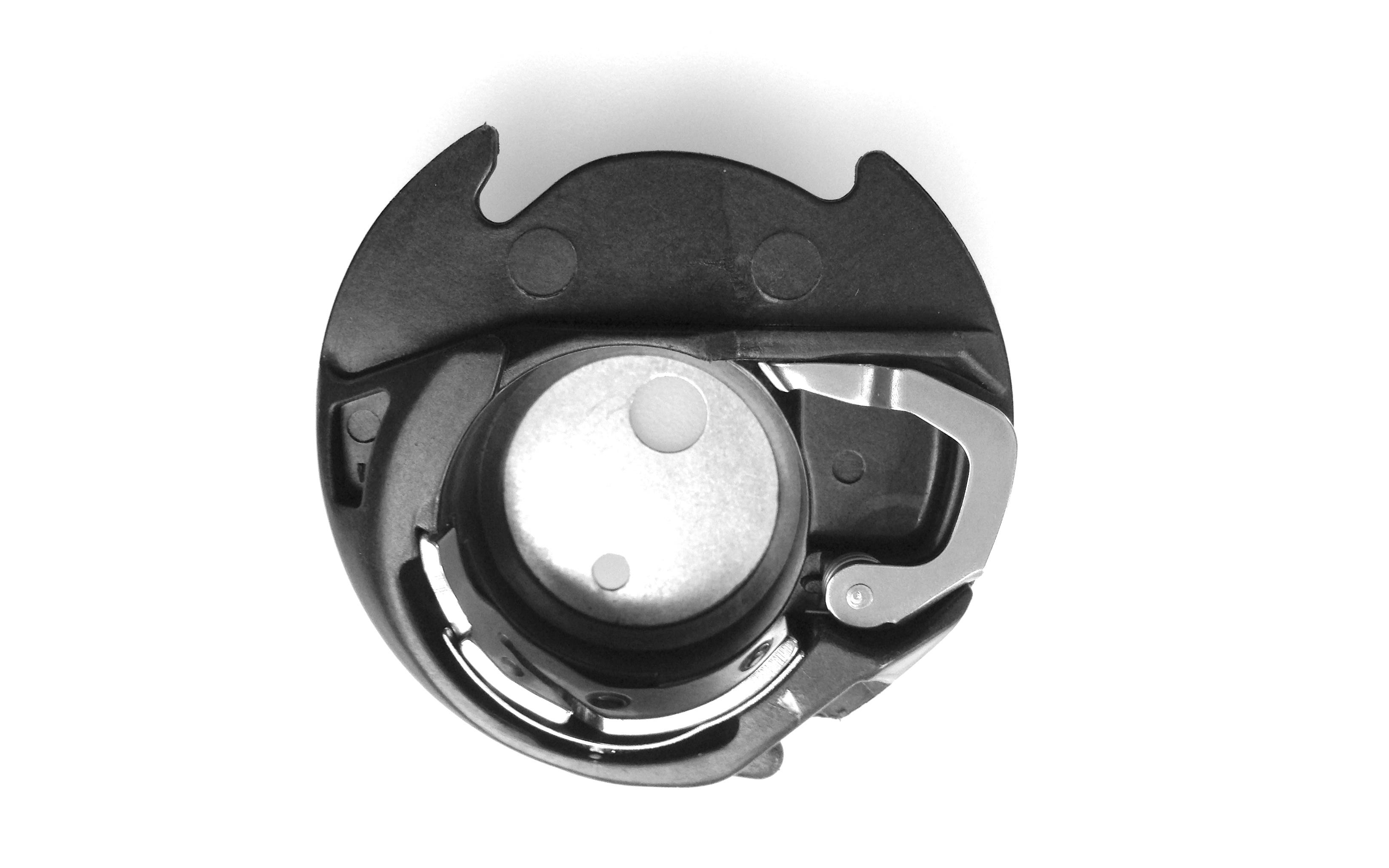 Spulenkapsel für Singer Nähmaschine Laufkapsel Kapsel Spulenträger